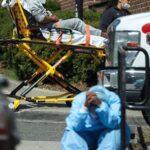 جانز هاپکینز: کشتههای کرونا در آمریکا به ۲۲۲ هزار نفر رسید